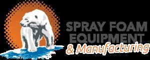 Spray Foam Equipment and Manufacturing logo